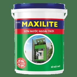 Sơn Maxilite - Sơn nước ngoài trời cao cấp - (5L)