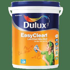 Sơn Dulux EasyClean - Sơn Nội thất Dulux lau chùi hiệu quả - 5L
