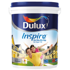 Sơn Dulux Inspire - Sơn Dulux Ngoại Thất Sắc Màu Bền Đẹp - 5l