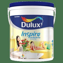 Sơn Dulux Inspire Nội Thất - Sơn Dulux Nội Thất Sắc Màu Bền Đẹp - 18L