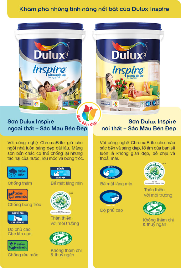 Image result for dulux inspire