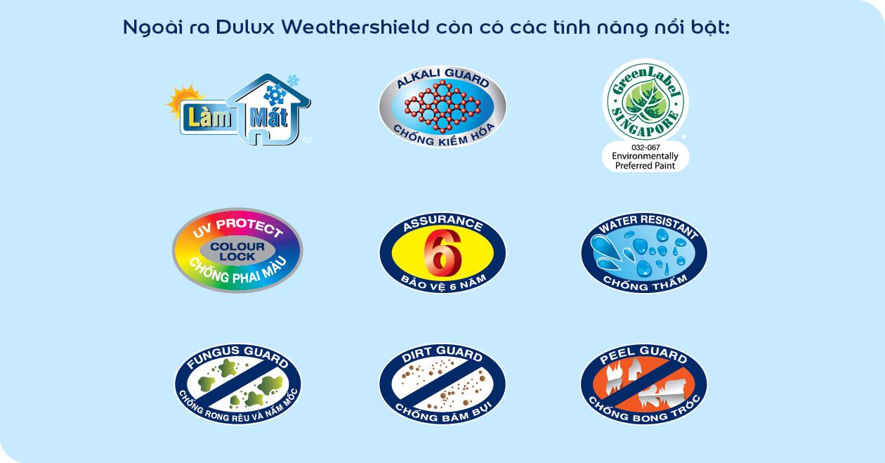 tinh-nang-dulux-weatherShield-be-mat-bong
