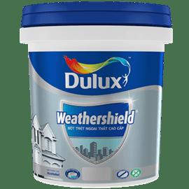 Bột trét Dulux Weathershield ngoài trời - bột trét dulux ngoài trời siêu cao cấp
