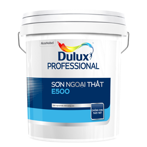 Sơn dulux ngoại thất E500 - Dulux Professional E500