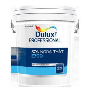 Sơn dulux ngoại thất E700 - Dulux Professional E700