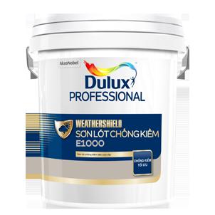 Sơn Lót Dulux chống kiềm E1000 siêu cao cấp - Dulux Professional WEATHERSHIELD E1000