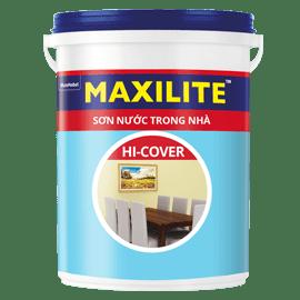 sơn nước trong nhà Maxilite Hi-cover (5L)