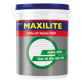 Sơn lót ngoài trời Maxilite (18L)