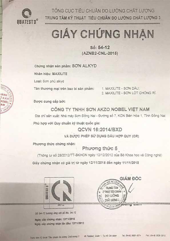 giay-chung-nhan-chat-luong-son-dulux-maxilite-dat-tieu-chuan2